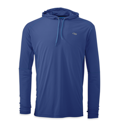 OR Men's Echo Hoody baltic/glacier