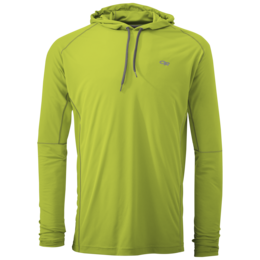 OR Men's Echo Hoody lemongrass/pewter
