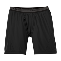 OR Men's Echo Boxer Briefs black/pewter