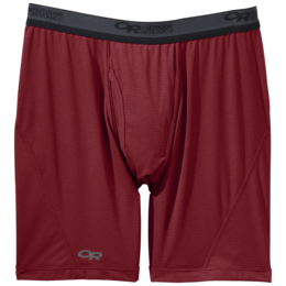 OR Men's Echo Boxer Briefs redwood/hot sauce