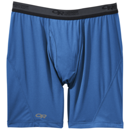 OR Men's Echo Boxer Briefs glacier/baltic