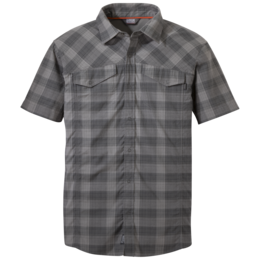 OR Men's Pagosa Shirt pewter