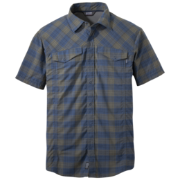 OR Men's Pagosa Shirt kale