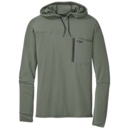 OR Men's Ensenada Sun Hoody sage green
