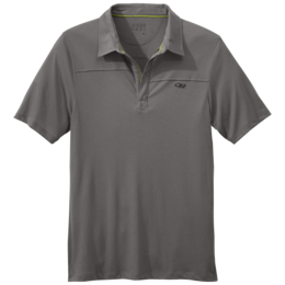 OR Men's Sequence Polo pewter