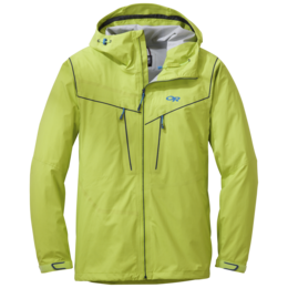 OR Men's Realm Jacket lemongrass