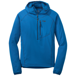 OR Men's Whirlwind Hoody glacier/baltic