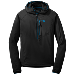 OR Men's Whirlwind Hoody black/tahoe
