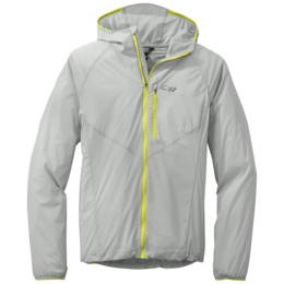 OR Men's Tantrum Hooded Jacket alloy/jolt