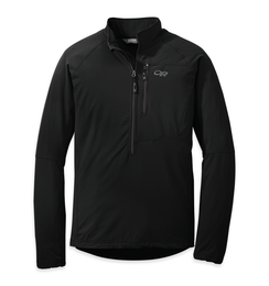 OR Men's Ferrosi Windshirt black