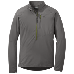 OR Men's Ferrosi Windshirt pewter/lemongrass