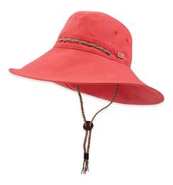 OR Women's Mojave Sun Hat (S17) flame