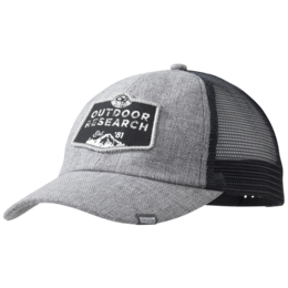 OR Big Rig Trucker Cap pewter