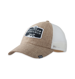 OR Big Rig Trucker Cap straw