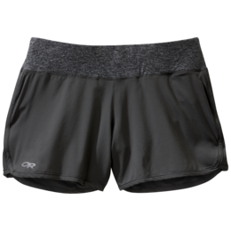OR Women's Delirium Shorts black/pewter