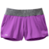 OR Women's Delirium Shorts ultraviolet/pewter