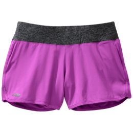 OR Women's Delirium Shorts ultraviolet/black