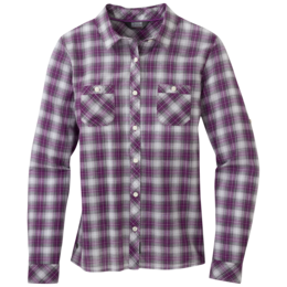 OR Women's Cierra L/S Shirt wisteria
