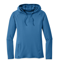 OR Women's Ensenada Sun Hoody cornflower