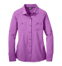 OR Women's Reflection L/S Shirt wisteria