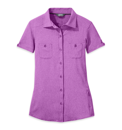 OR Women's Reflection S/S Shirt wisteria
