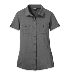OR Women's Reflection S/S Shirt charcoal