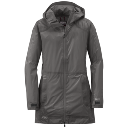 OR Women's Helium Traveler Jacket pewter