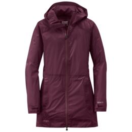 OR Women's Helium Traveler Jacket garnet