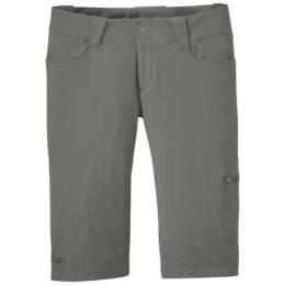 OR Women's Ferrosi Shorts pewter