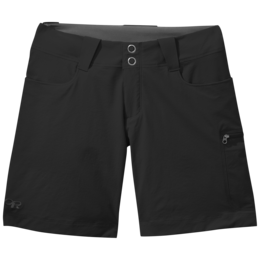 "OR Women's Ferrosi Summit 7"" Shorts black"
