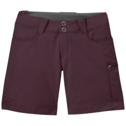 "OR Women's Ferrosi Summit 7"" Shorts pinot"