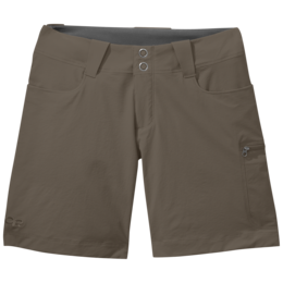 "OR Women's Ferrosi Summit 7"" Shorts mushroom"