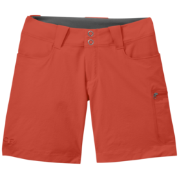 "OR Women's Ferrosi Summit 7"" Shorts paprika"