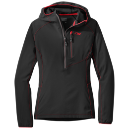 OR Women's Whirlwind Hoody black/charcoal