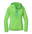 OR Women's Whirlwind Hoody apple