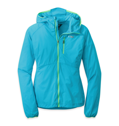 OR Women's Tantrum Hooded Jacket typhoon