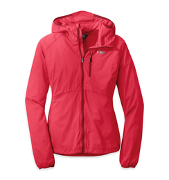 OR Women's Tantrum Hooded Jacket flame
