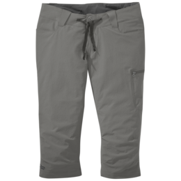 OR Women's Ferrosi Capris pewter