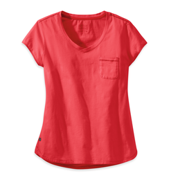 OR Women's Annalise Tee flame