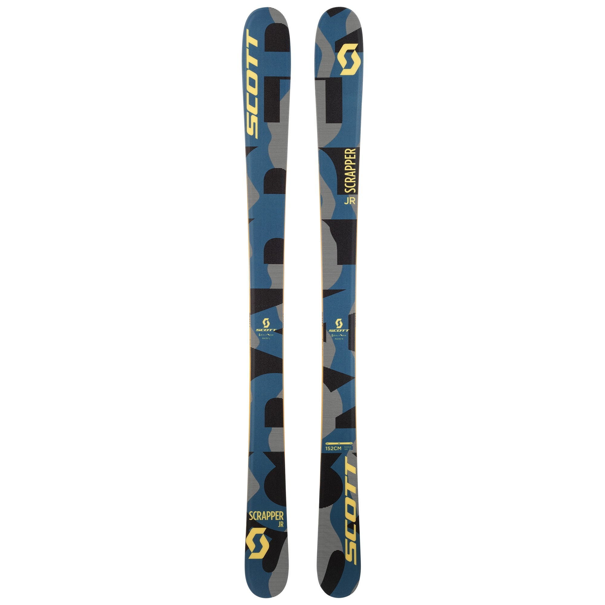 SCOTT Jr Scrapper Junior Ski