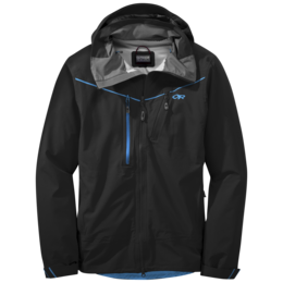 OR Men's Skyward Jacket black/tahoe
