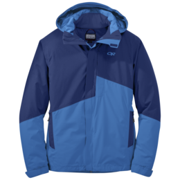 OR Men's Offchute Jacket baltic/glacier