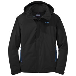 OR Men's Offchute Jacket black/tahoe