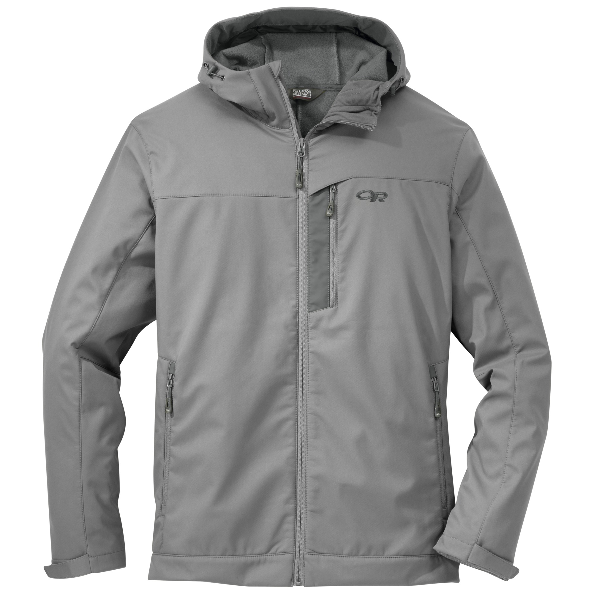 960eb72cd78b Men s Transfer Hooded Jacket™ - pewter