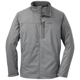 OR Men's Transfer Jacket pewter