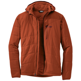 OR Men's Winter Ferrosi Hoody burnt orange