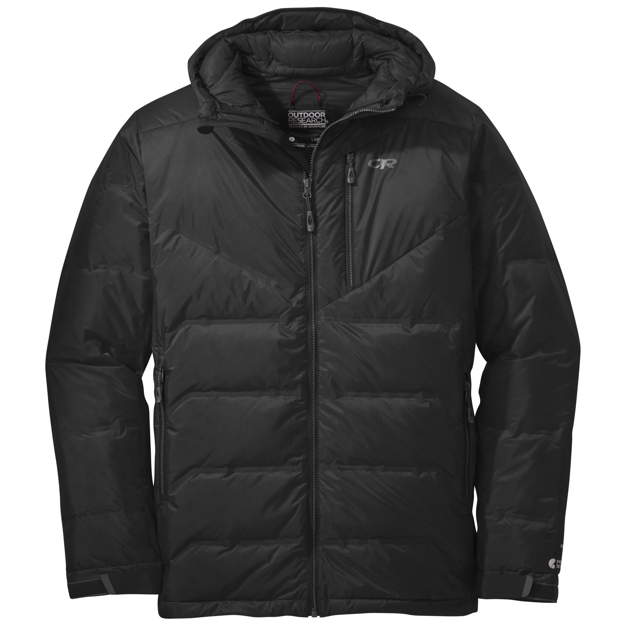 1f31494d0 Men's Floodlight Down Jacket - black | Outdoor Research
