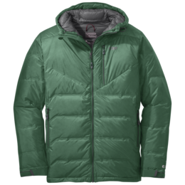 OR Men's Floodlight Down Jacket jungle/charcoal