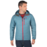 OR Men's Verismo Hooded Down Jacket hot sauce