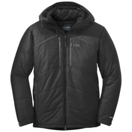OR Men's Perch Belay Parka black